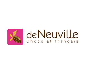 DE NEUVILLE, Chocolat Français